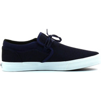 Chaussures Homme Baskets basses Supra Cuba NAVY HEATHER / NAVY - WHITE