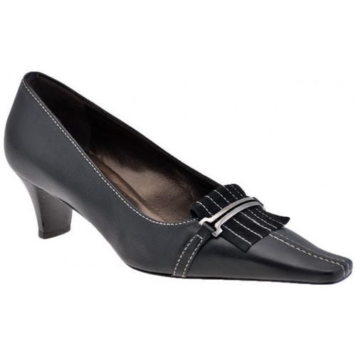 Chaussures Femme Escarpins New Line 1106Sfilatotalon50Escarpins Noir