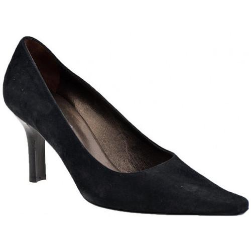 Chaussures Femme Escarpins New Line 1313Sfilatotalon80Escarpins Noir