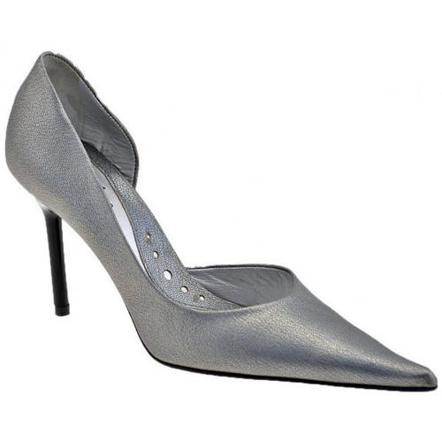 Chaussures Femme Escarpins New Line 2102Ouvrirtalon90Escarpins Argenté