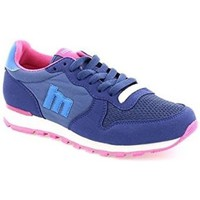Chaussures Femme Baskets basses MTNG 69583 bleu
