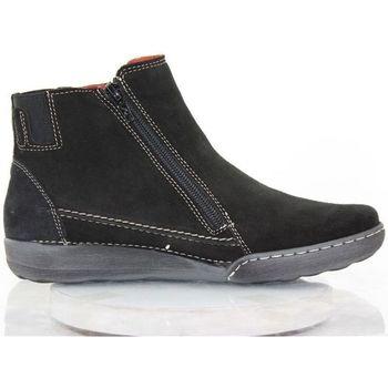 Chaussures Femme Boots Santafe artesania noir