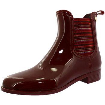 Chaussures Femme Bottes de pluie Gioseppo 28201 rouge