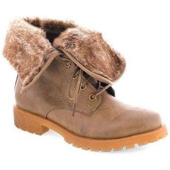 Chaussures Femme Boots MTNG 52586 marron