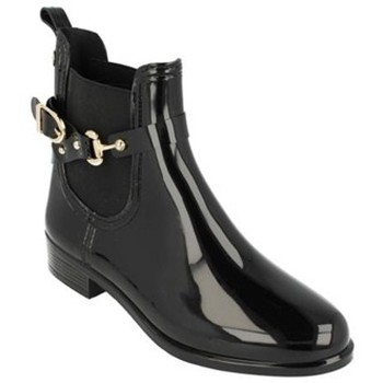 Chaussures Femme Bottes de pluie Gioseppo 29669 noir