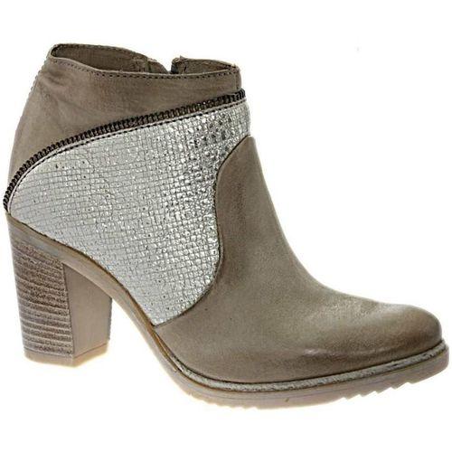 Chaussures Femme Bottines Mjus 121212 beige