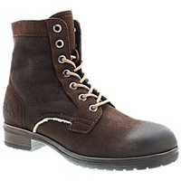 Chaussures Femme Boots Redskins ht63507 marron