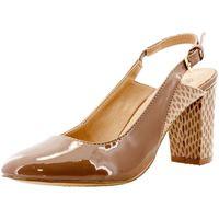 Chaussures Femme Sandales et Nu-pieds Initiale Paris 02734 beige