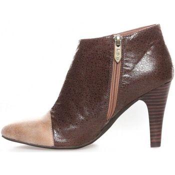 Chaussures Femme Low boots LPB Shoes anouck beige