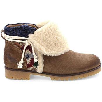 Chaussures Femme Boots MTNG 94200 beige