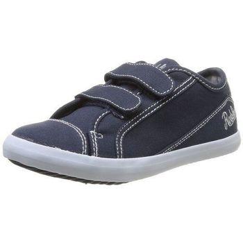 Chaussures Garçon Baskets basses Redskins dp700xl bleu