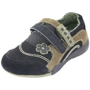 Chaussures Fille Baskets basses 100% Fille bolli bleu