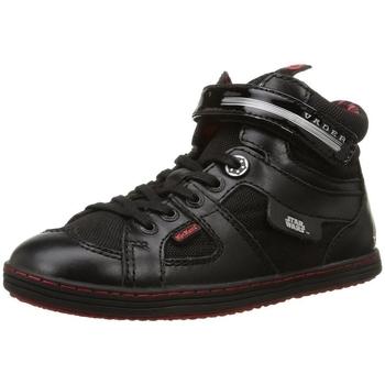 Chaussures Garçon Baskets montantes Kickers 457920 noir