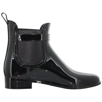Chaussures Femme Bottes de pluie Gioseppo 30228 noir
