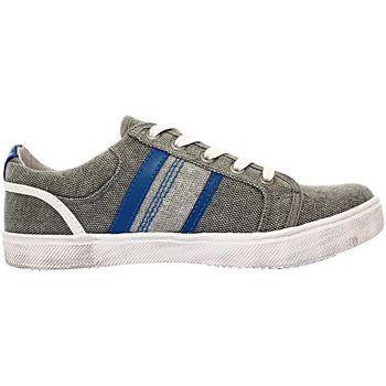 Chaussures Garçon Baskets basses Kaporal 439872 gris