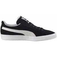 Chaussures Homme Baskets basses Puma suede classic + m noir