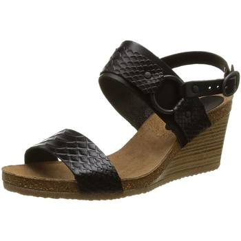 Chaussures Femme Sandales et Nu-pieds Kickers 470590 noir