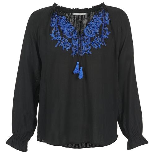 Vêtements Femme Tops / Blouses Betty London ESIBELLE Noir