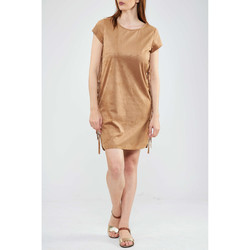 Robes courtes Minimum Robe  Arti Camel Femme