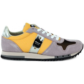 Blauer Homme Running Yellow