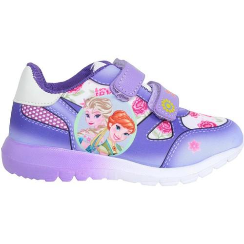 Chaussures Fille Baskets mode Disney S15453H Azul
