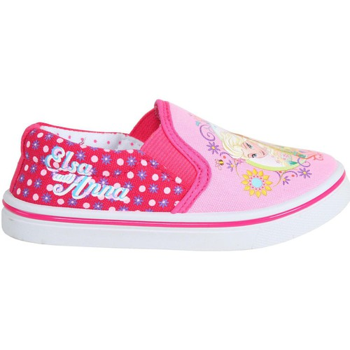 Chaussures Fille Slip ons Disney S15460H Rosa