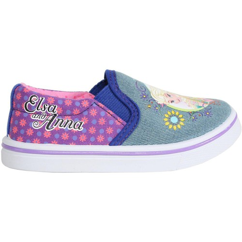 Chaussures Fille Slip ons Disney S15460H Azul