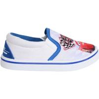 Chaussures Garçon Slip ons Cars - Rayo Mcqueen S15511H Blanco