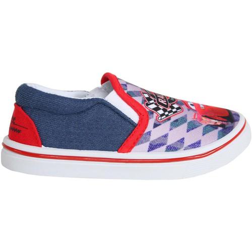 Chaussures Garçon Slip ons Cars - Rayo Mcqueen S15511H Azul