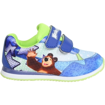 Chaussures Fille Baskets basses Masha E Orso S15702W Azul