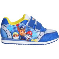Chaussures Enfant Baskets basses Paw Patrol S15752W Azul