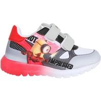 Chaussures Enfant Baskets basses Minions S15942H Gris