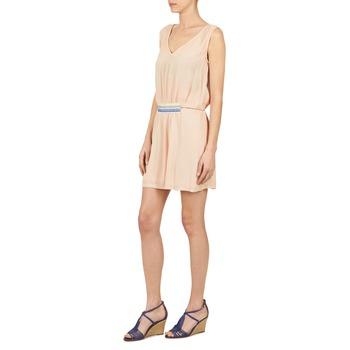 Vêtements Rose Robes Moony Earine Femme Courtes Mood 4RjL35A