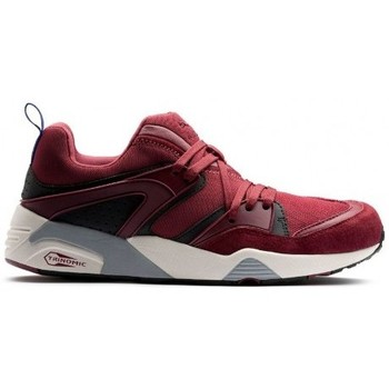 Chaussures Enfant Baskets basses Puma Baskets  Select Blaze Of Glory Street Light Bordeaux Trinomic Bordeaux