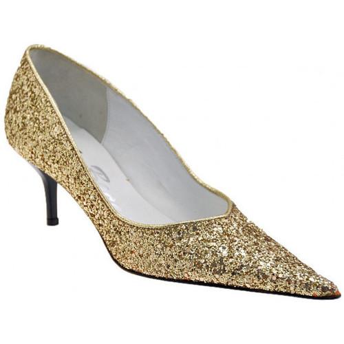 Chaussures Femme Escarpins Bocci 1926 MarchaGlitterT.70Escarpins Doré