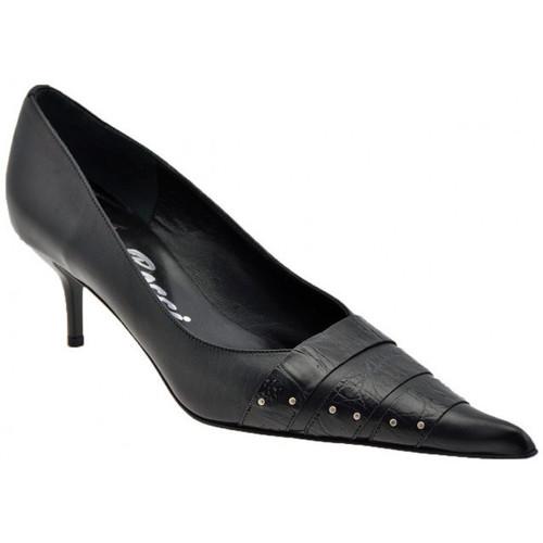 Chaussures Femme Escarpins Bocci 1926 Talon boulonné 50 Escarpins Noir