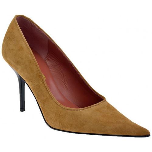 Chaussures Femme Escarpins Bocci 1926 Marcha90T.Escarpins Beige