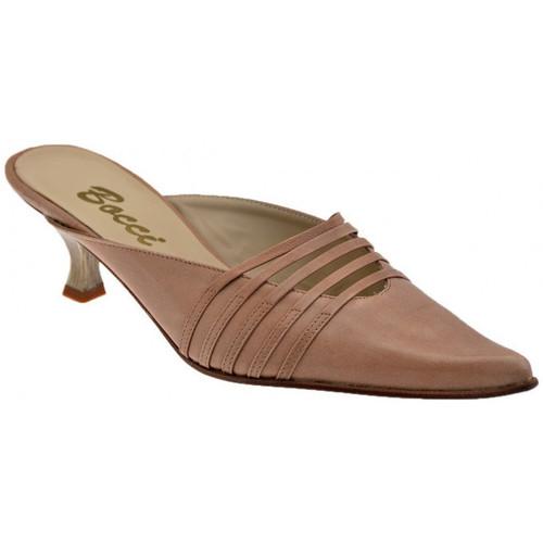 Chaussures Femme Sabots Bocci 1926 360T.50SpoolSabot Marron