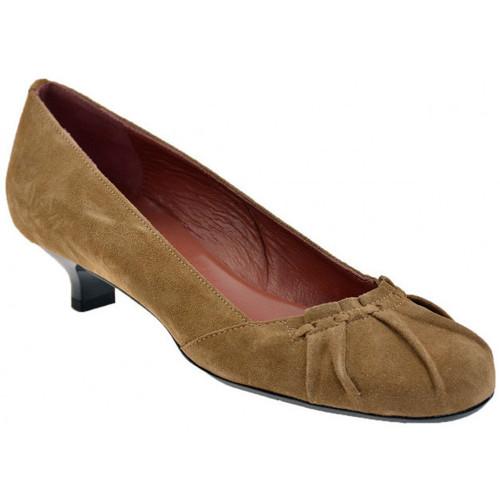 Chaussures Femme Escarpins Bocci 1926 RecroquevilléT.30Escarpins Beige