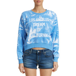 Vêtements Femme Sweats American College Sweat Dream Of California Dandy  Bleu Bleu