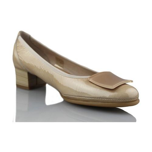 Chaussures Femme Escarpins Mikaela Danseur confortable BEIGE