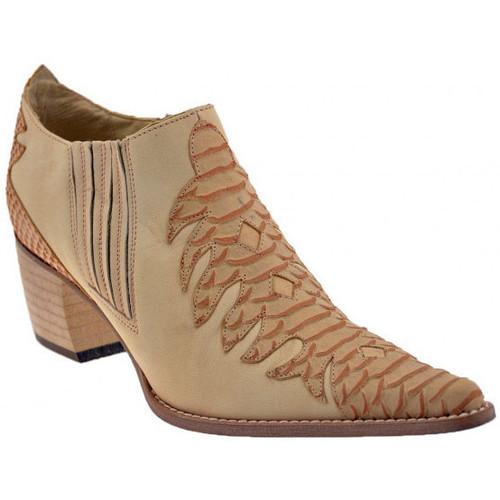 Chaussures Femme Bottines Bocci 1926 Texans T.50 Beatles Bottines