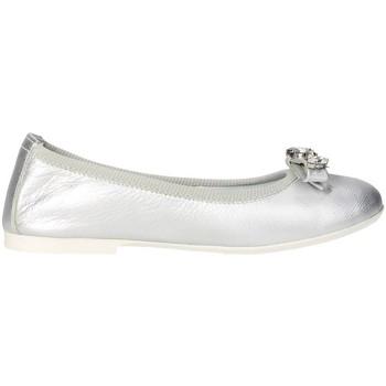 Chaussures Fille Ballerines / babies Blumarine D1053 Argent