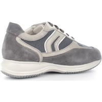 Chaussures Homme Baskets basses Geox U0162P22BE Basket Homme Grey/Blue Grey/Blue