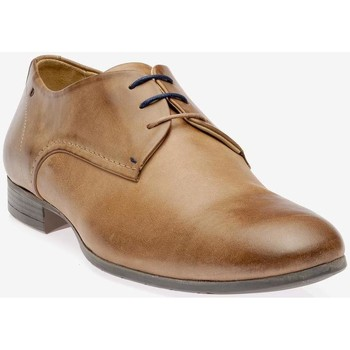Derbies Dillinger Clyde Beige