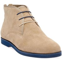 Chaussures Homme Boots Dillinger Alan Beige