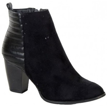 Bottines Enza Nucci Bottines  DR1612 Noir