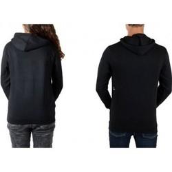 Vêtements Homme T-shirts manches longues Eleven Paris Sweat Wizka2 HC Mixte (Garcon / Fille) Noir Noir