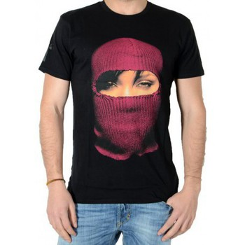 Vêtements Homme T-shirts manches courtes Eleven Paris Careak M Noir