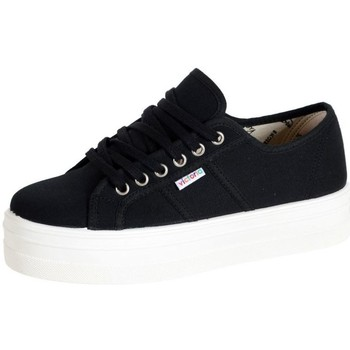 Chaussures Homme Baskets basses Victoria Chaussures  109200 Noir Noir